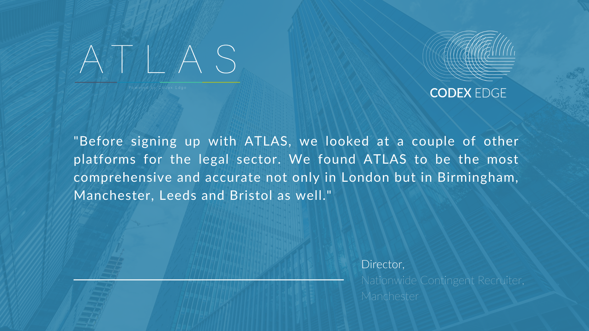 Atlas testimonials for Graham 12