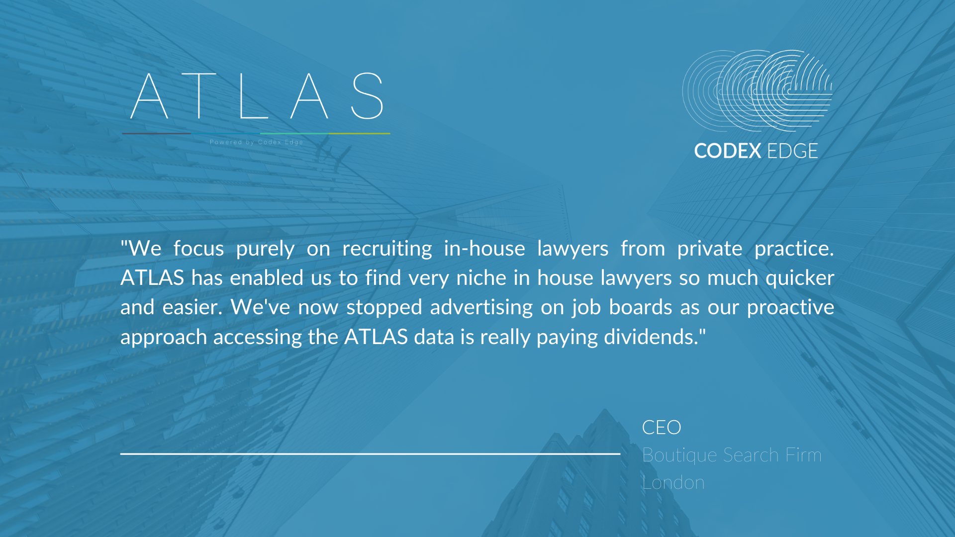 Atlas testimonials for Graham 5